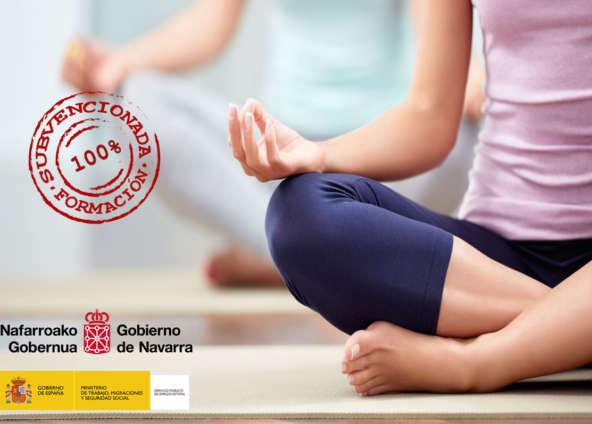 Formación de Yoga en Navarra – 100% Subvencionada -Marzo 2019