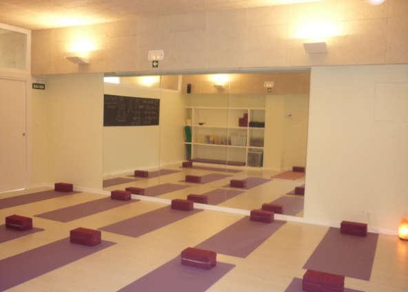 Alquiler de salas en Centro AURYN de Pamplona