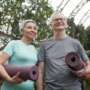 Modulo Envejecimiento Saludable, Estrés, Mindfulness y Yoga 2021 (100 % Subvencionado)